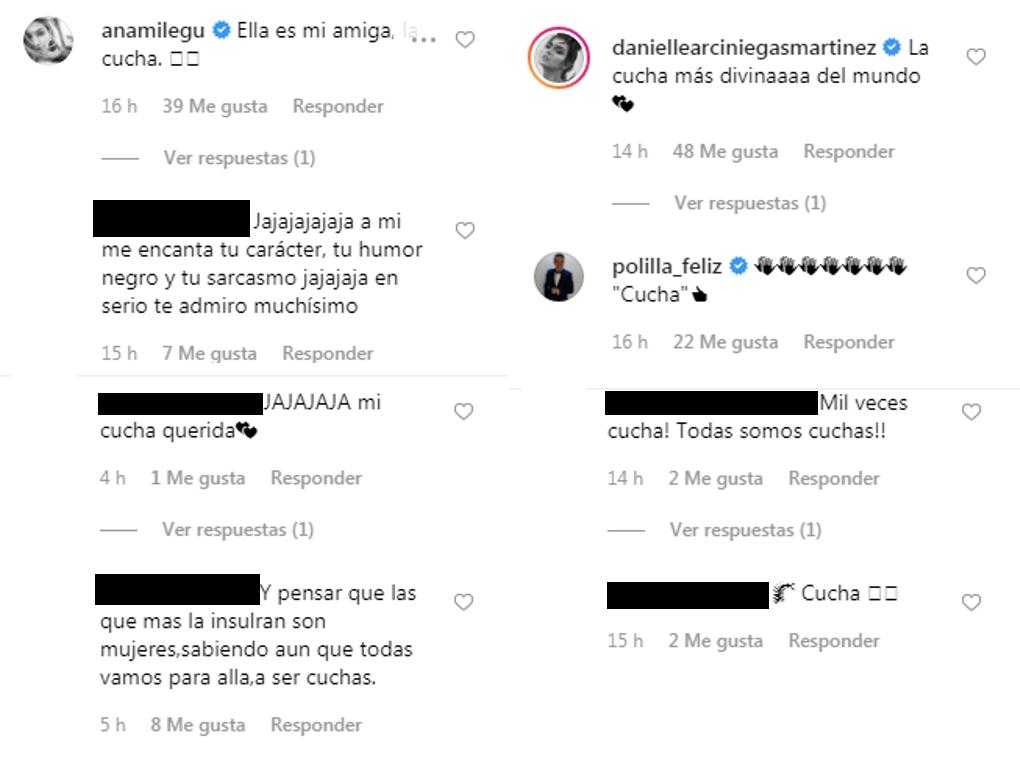 Comentarios a Mónica