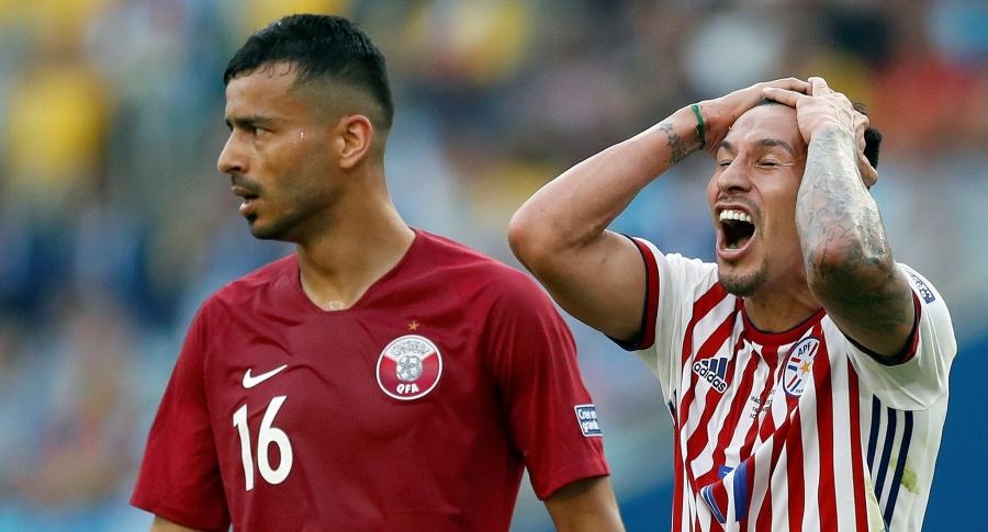 Catar vs. Paraguay