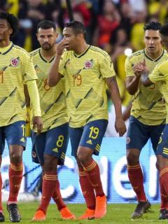 Sin James, Colombia volvería a jugar con tres delanteros en amistoso contra Perú