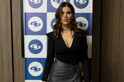 María Fernanda Yepes, actriz.