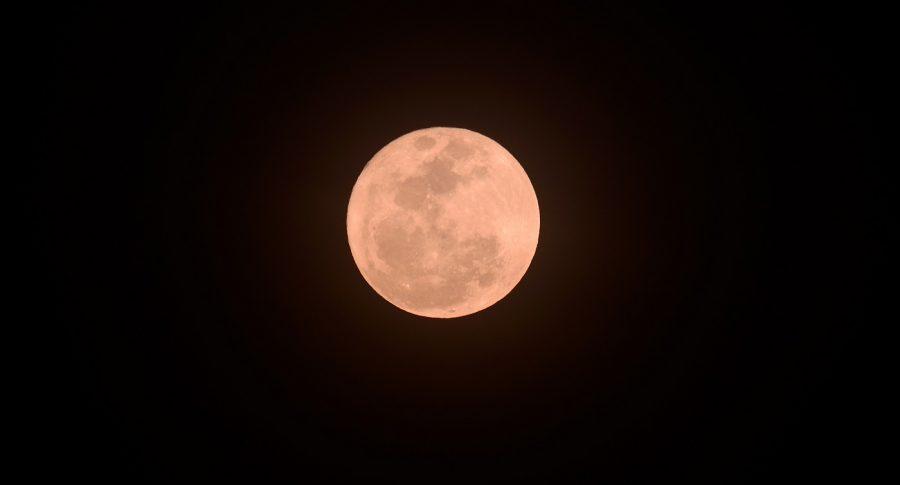 Luna de fresas