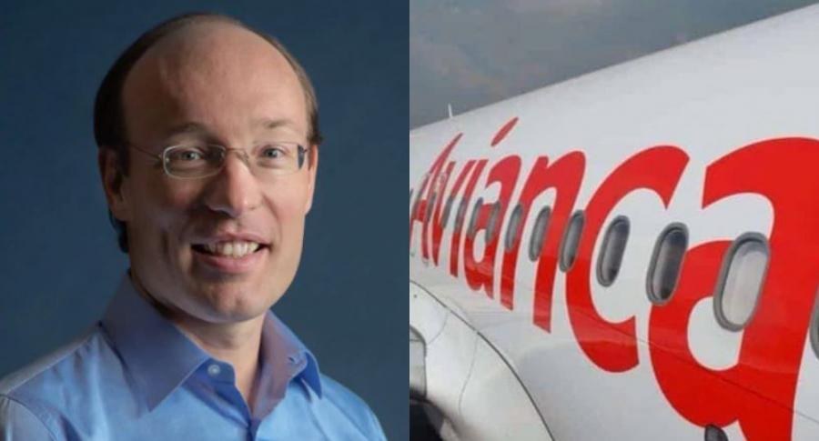 Presidente de Avianca, Anko van der Werff
