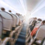 Turbulencia avión