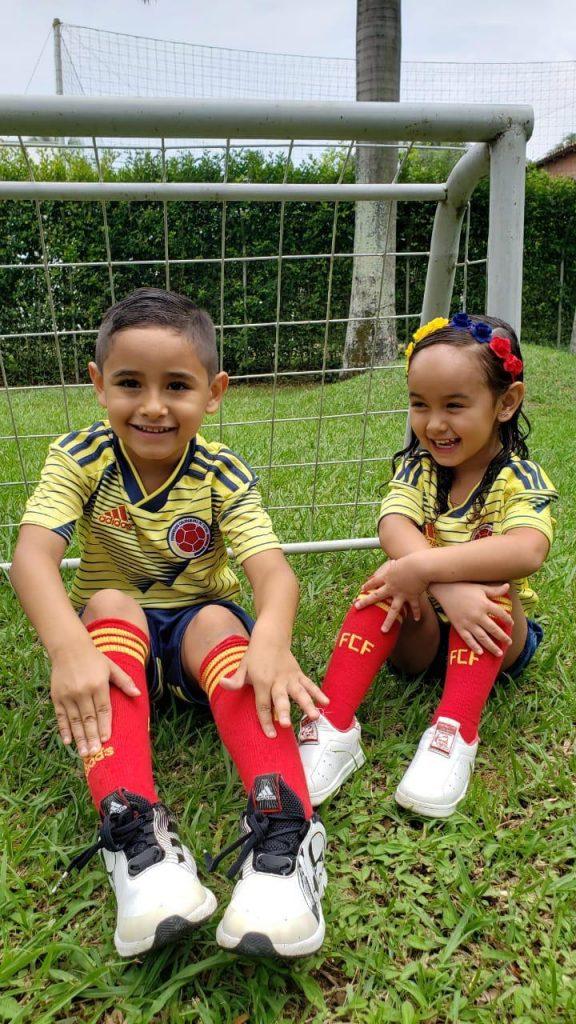 Hijos de Camilo Vargas
