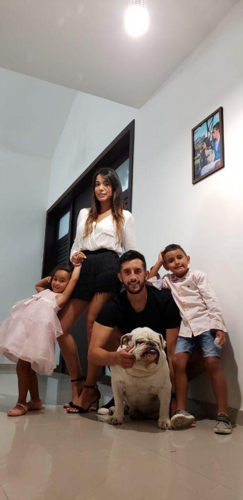 Familia Vargas Bolívar