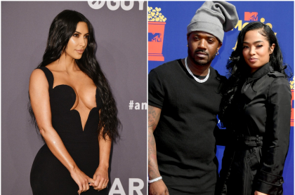 Kim Kardashian / Ray J y Princess Love