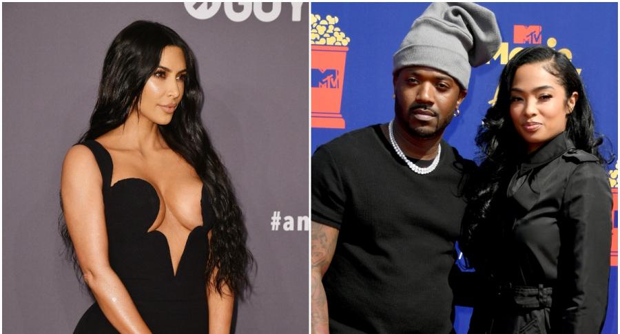 Kim Kardashian / Ray J y Princess Love