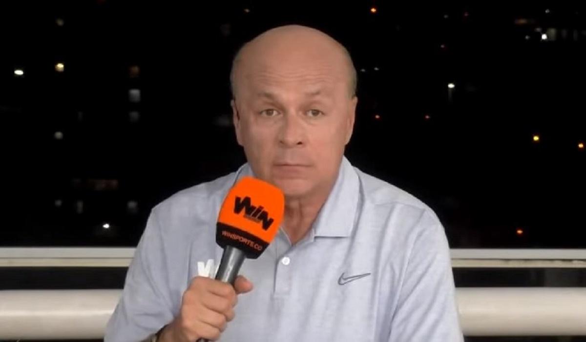 Carlos Antonio Vélez arremete contra críticos del canal prémium de Win  Sports