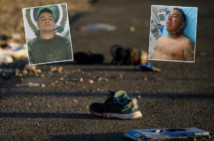 Masacre en frontera con Venezuela