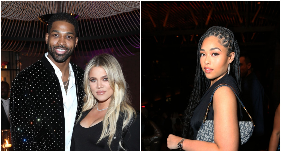 Tristan Thompson y Khloé Kardashian / Jordyn Woods