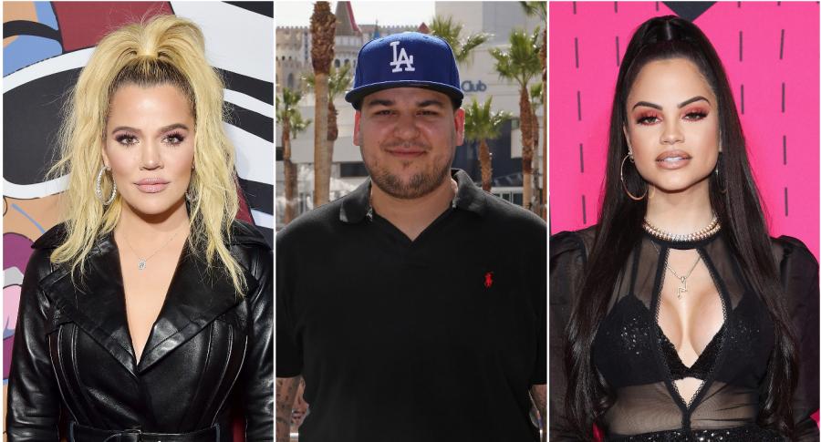 Khloé Kardashian, Rob Kardashian y Natti Natasha