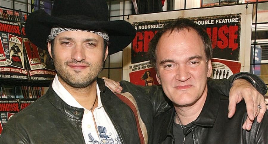Robert Rodríguez y Quentin Tarantino
