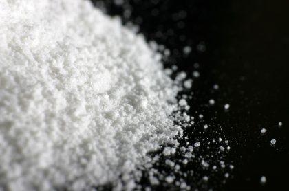 Coca. Cocaína.