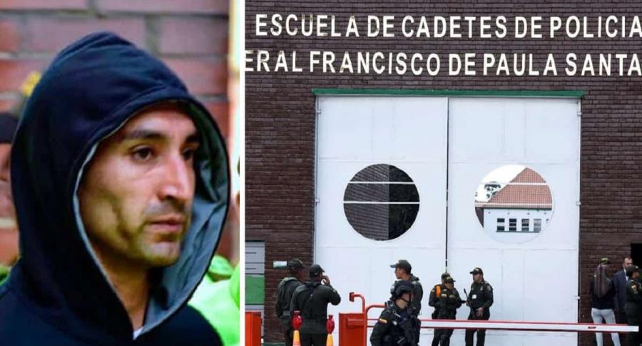 Ricardo Carvajal y Escuela General Santander