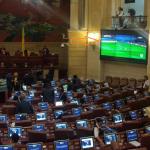Fútbol en el Congreso