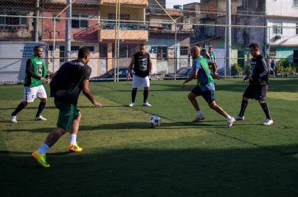 Fútbol aficionado