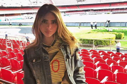 Juana Valentina Restrepo, 'youtuber' y hermana de James Rodríguez.