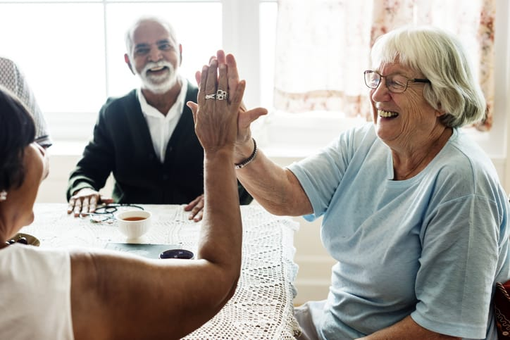 Empleo para adultos mayores