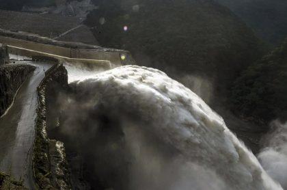 Río Cauca e Hidroituango
