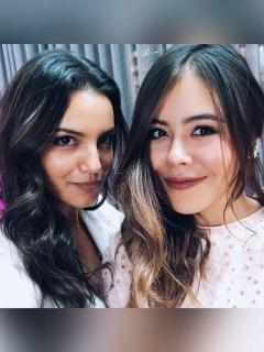 Laura Torres y Juliana Velásquez