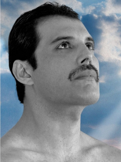Freddie Mercury, 'Time Waits For No One'