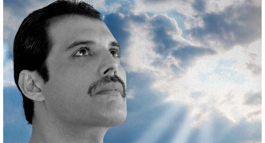 Freddie Mercury, 'Time Waits For No One'