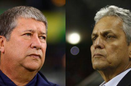 'Bolillo' Gómez y Reinaldo Rueda