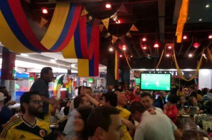Comercio durante Copa América 2019