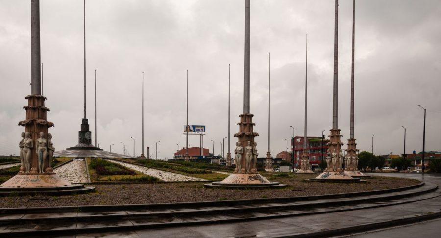 Monumento a las Banderas Imagen filminbogota.gov.co