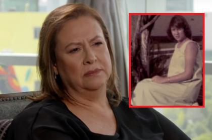 María Isabel Santos, viuda de Pablo Escobar