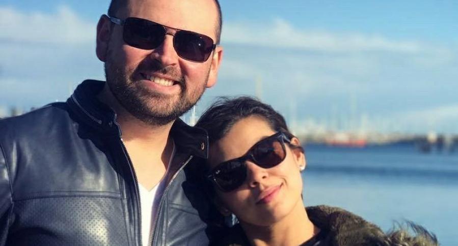 Ricardo Quevedo y Liss Pereira