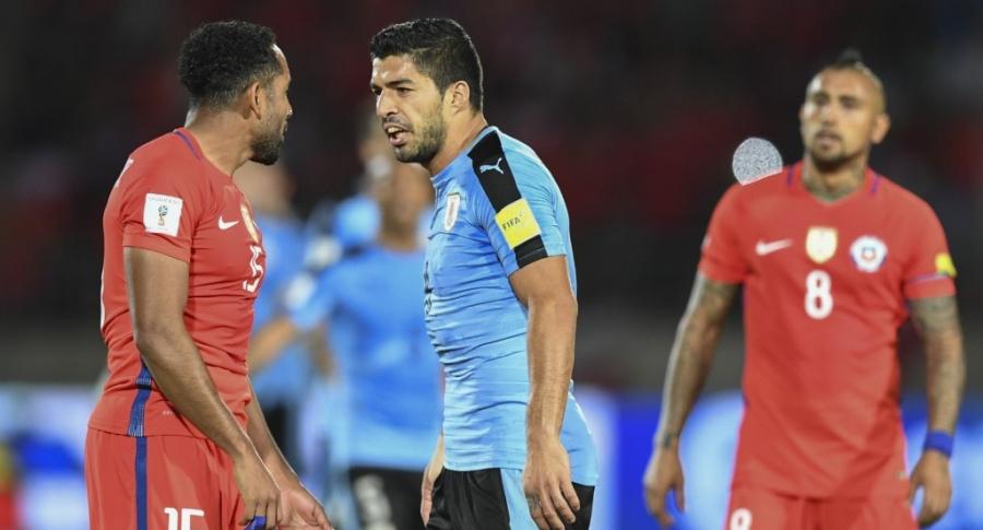 Chile Uruguay 2016