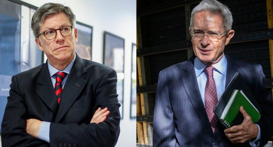 José M. Vivanco y Álvaro Uribe