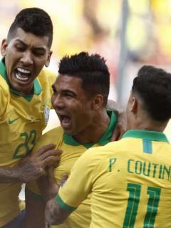 DT de Brasil confirma que en Colombia se quedarán con ganas de ver a sus figuras