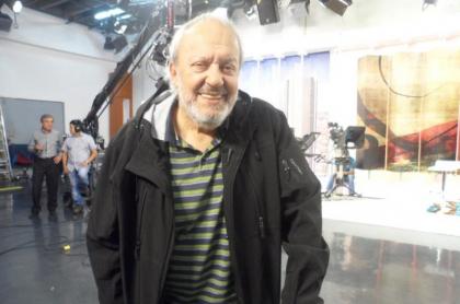 Carlos Benjumea, actor colombiano.