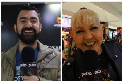 Susana Rojas, Iván Marín, 'La gorda' Fabiola