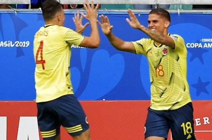 Gustavo Cuéllar, Selección Colombia