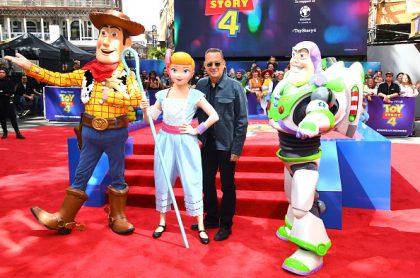 Premiere 'Toy Story 4' en Europa.