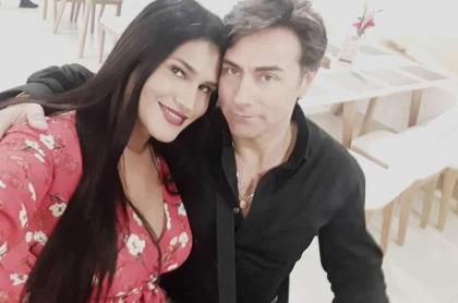 María Gabriela Isler y Mauro Urquijo