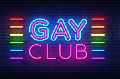Aviso gay club