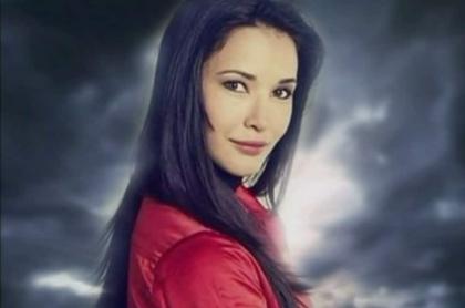 Adriana Campos, actriz fallecida.