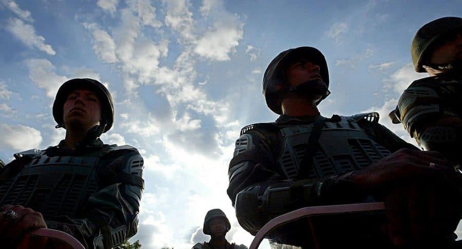 Guardia Nacional de Venezuela.