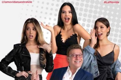 Violeta Bergnonzi, 'Mafe' Romero, Dominica Duque y Jairo Martínez