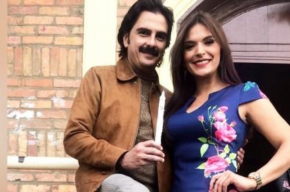 Carlos Camacho y Margarita Reyes