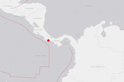 Terremoto Costa Rica y Panamá