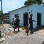 Niños del conflicto colombiano