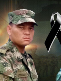 Soldados muertos en atentado