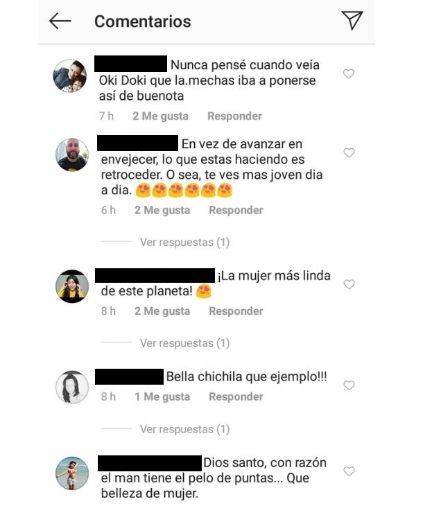 Comentarios post Chichila Navia