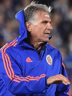 ¡Primer papelón de Queiroz! Argelia goleó a la Selección Colombia en partido amistoso