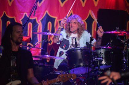 Steven Adler, exbaterista de Guns N 'Roses.